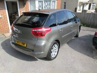 2008 citroen c4 picasso 5 exclusive 2.0 hdi automatic fully loaded 12MOT Full service history !