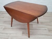 Ercol Golden Dawn Drop Leaf Dining Table (DELIVERY AVAILABLE FOR THIS ITEM OF FURNITURE)