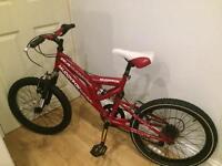 Muddy fox children's bike