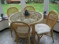 Conservatory Furniture - Used