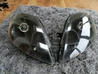 Projector headlights drl xenon led hid vivaro trafic primestar