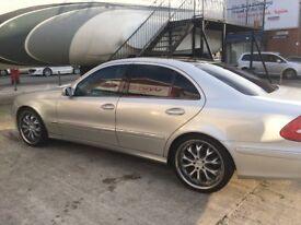 04 Mercedes E270 cdi