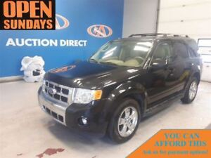 2011 Ford Escape LIMITED!AWD! SUNROOF! CHROME RIMS! FINANCE NOW!