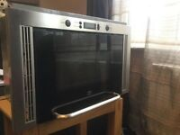 IKEA Whirlpool Built in Microwave Oven