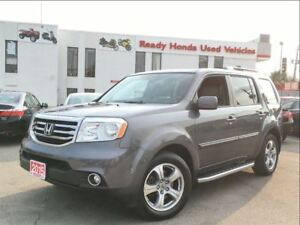 2015 Honda Pilot EX-L RES - Leather -  DVD - Sunroof