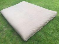 Futon Company double comfort futon mattress, hardly used