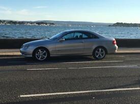 Mercedes Benz clk 270cdi