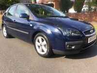 2005 Ford Focus Zetec Climate 1.6, 12 Months MOT, 89,000 Miles ONLY, FULL Service History,