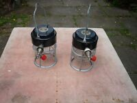 2 x Bullfinch handi lights No 1616