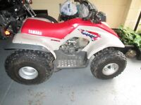 Yamaha breeze 125cc, very rare quad to find in such great original condition.
