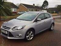 FORD FOCUS 1.6 39,500 Miles, good condition £6,500 07969414857
