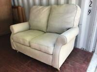 Two seater quality sofa in very good condition possible delivery