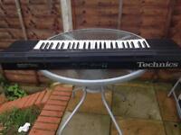 Technics K350 keyboard