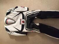 Brand new motorcycle 1 piece leathers
