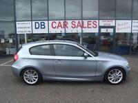 2010 BMW 2.0 116D M SPORT 3d 114 BHP**** GUARANTEED FINANCE **** PART EX WELCOME