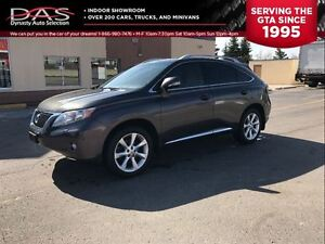 2010 Lexus RX 350 ULTRA PREMIUM NAVIGATION/LEATHER/SUNROOF