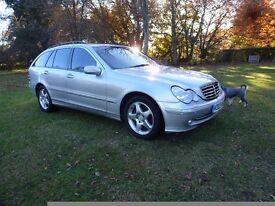 Mercedes c270 cdi Avantguard estate automatic low miles