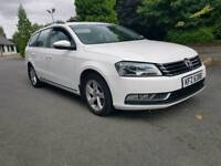 2012 VOLKSWAGEN PASSAT S BLUEMOTION ESTATE TDI