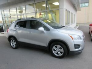 2013 CHEVROLET TRAX FWD LT Crossover
