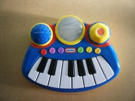 LITTLE TYKES MINI PIANO TOY