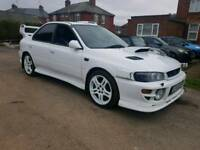 Subaru UK turbo modified version 6