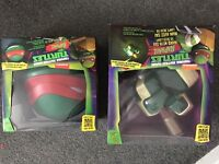 3D TMNT wall lights