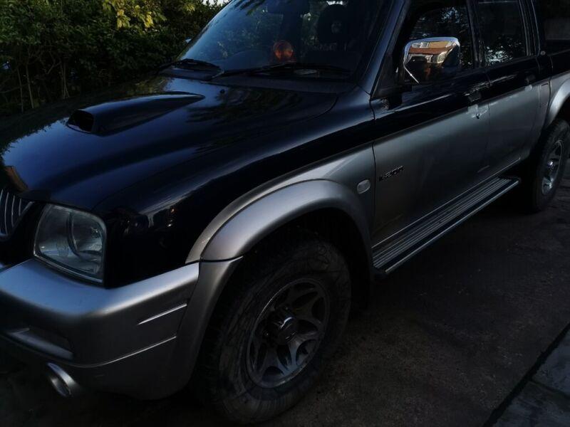 Used, 2005 mitsubishi l200 crew cab 4x4 needs clutch supplied for sale  Huntingdon, Cambridgeshire