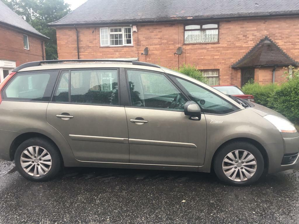 Citron C4 Picasso | in Basford, Nottinghamshire | Gumtree