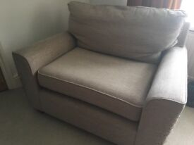 NEXT large armchair / love seat - Upholster project