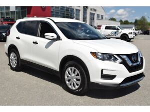 2017 Nissan Rogue S + BAS MILLAGE