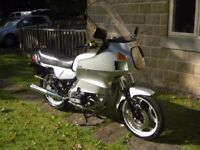 BMW R80RT 1988 and in 27388 miles in lovely condition. Looking for a Hinckley Bonneville.