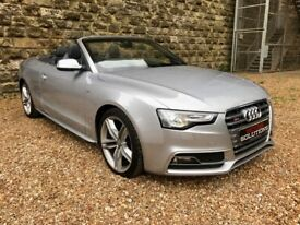Audi S5 3.0 TFSI S Tronic Quattro 1 Owner From New Cheapest Online!!