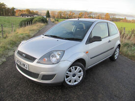 Ford Fiesta 1.2 Style ONLY 33,000 MILES 2006 / 56 VGC . 4 New Tyres.