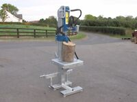 Tractor mounted Log Splitter, hydraulic. pto or engine powered available (Sullivans Eng)