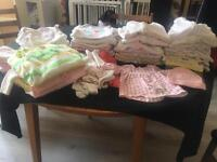 Baby girl bundle 0-3
