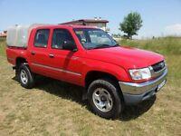 2002 Toyota Hilux 2.5 D4D