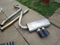 "scorpion performance exhaust 3"" only 6 mths old x other items for sale"