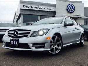 2013 Mercedes-Benz C350 4mati 4-Matic