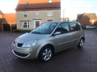 2007 07 RENAULT SCENIC 1.5 DCI DIESEL EXTREME // AMAZING CONDTION