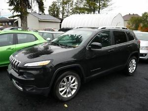 2014 Jeep Cherokee Limited LIMITED NAVI LEATHER