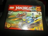 NINJAGO LEGO BRAND NEW IN BOX