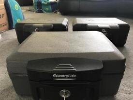 Sentry Safe boxes