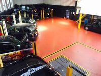 PANEL BEATER / PREP / PAINTER / WELDER REQUIRED. UP TO £37,000 P/ YEAR DEPENDING ON QUALITY OF WORK