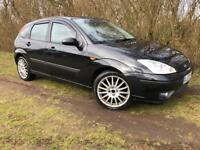 2003 FORD FOCUS - 1 YEARS MOT - ONLY 64K VERY LOW MILES