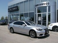 2013 Lexus LS 460 AWD Technology Package LEXUS CERTIFIED