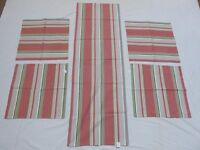 Table Runner and Four Matching Napkins