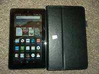 Amazon fire kindle tablet with kodi fully loaded and showbox