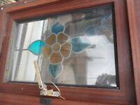 3 DOUBLE GLAZED WINDOWS