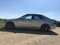 Lexus IS200 2.0 petrol