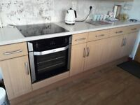COMPLETE KITCHEN, WORKTOPS AND APPLIANCES